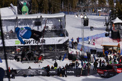 Dew Tour 2012 Stock Photo