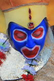 Dewali节日,伦敦,英国 2016年10月16日, Dewali执行者和场面伦敦节日的市长在特拉法加广场 免版税库存照片