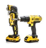 DeWalt cordless power tools Royalty Free Stock Photo