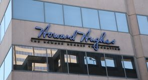 Deweloper Howard Hughes Fotografia Stock