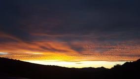 Dewey Arizona. Bright az colors Stock Photo