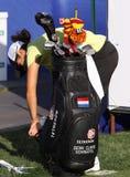 Dewi Claire Schreefel en el torneo 2015 del golf de la inspiración de la ANECDOTARIO fotos de archivo