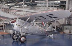 Dewoitine D 530 et x28 ; 1937& x29 ; dans le musée de l'astronautique et d'Aviat photo libre de droits