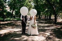 Dey do casamento fotografia de stock