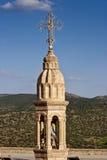 Deyrulumur (平均观测距离加百利) - Mardin修道院  免版税库存图片