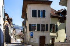 Dezaley, Switzerland Royalty Free Stock Image