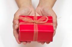 Deze gift is voor u Royalty-vrije Stock Afbeeldingen