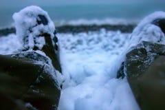 Deze voeten bereikten Colchis aan Oostelijke kust van Euxine (de Zwarte Zee) royalty-vrije stock afbeelding