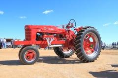 Klassieke Amerikaanse tractor: Farmall modelH (1944) stock foto's