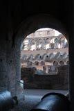 26. Dezember 2014 Rom, Italien - Colosseum Stockfotografie