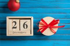 26. Dezember-Verkauf Stockfotos