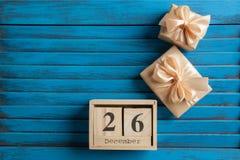 26. Dezember-Verkauf Lizenzfreie Stockbilder