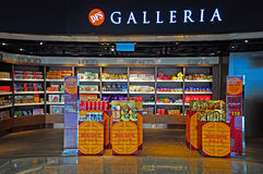 DFS Galleria duty free outlet hong kong Royalty Free Stock Image