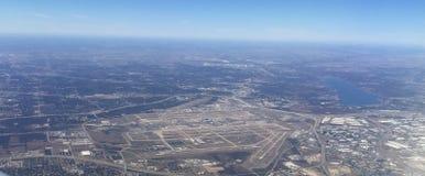 DFW机场2 库存照片
