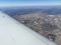 DFW Airport-1 Royalty Free Stock Photography