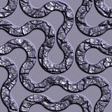 3dfxpattern99 Royalty Free Stock Images