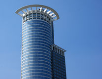 DG Bank tower Royalty Free Stock Photos
