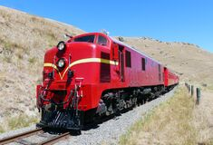 Dg class Diesel-Electric locomotives Royalty Free Stock Photography