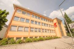 DGB and IGM building Rosenheim Stock Images