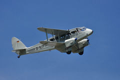 DH-89A Dragon Rapide Stock Photo