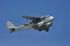 DH-89A龙Rapide 库存照片