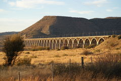 DH Steyn Bridge, Bethulie, South Africa Stock Photography
