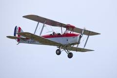 DH82A Tiger Moth II K2585 G-ANKT Photos stock