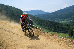 DH in Wisla Royalty Free Stock Photos
