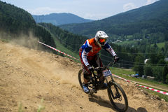 DH in Wisla Stock Photo
