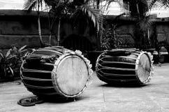 Dhaaks Fotografía de archivo libre de regalías
