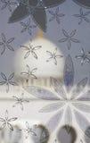 Dhabi-großartige Moschee Lizenzfreies Stockbild