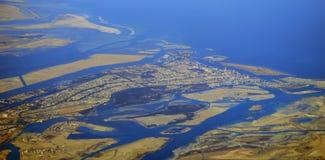 Dhabi-Stadt - UAE lizenzfreie stockbilder