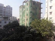 Dhaka ensolarado Fotografia de Stock