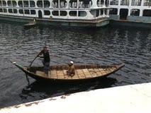 Dhaka Sadarghat Image libre de droits