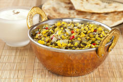 Dhal Indian Vegetarian Food Stock Photography