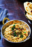 Dhal with pumpkin. Indian cuisine Royalty Free Stock Images