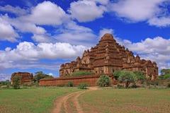 Dhamanyangi Temple Bagan Royalty Free Stock Images
