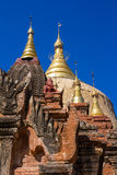 Dhamayazika Pagoda Temple, Bagan, Myanmar. Stock Photography