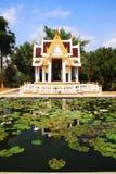 Dhamma retreat Royalty Free Stock Photo