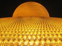 Dhammakaya Pagoda Stock Photo