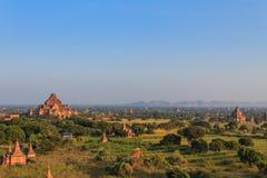 Dhammayangyi寺庙,在缅甸(Burmar)的Bagan 库存照片