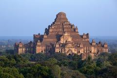 Dhammayangyi świątynia Bagan, Myanmar - Zdjęcie Royalty Free