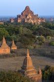 Dhammayangyi świątynia Bagan, Myanmar - Obrazy Stock