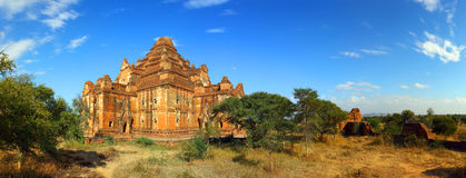Dhammayangyi Pagoda in Bagan, Myanmar Stock Images