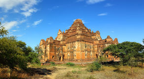 Dhammayangyi Pagoda in Bagan Myanmar Stock Images