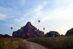 Dhammayangyi-Pagode in Bagan, Myanmar Lizenzfreie Stockbilder