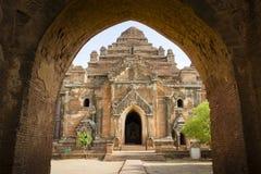 Dhammayangyi Pahto, Bagan缅甸 免版税库存图片