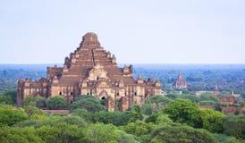 Dhammayangyi Pahto, Bagan缅甸 免版税库存照片