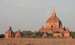 Dhammayangyi-Tempel 2 Lizenzfreie Stockbilder