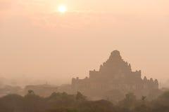 Dhammayangyi-Tempel der größte Tempel in Bagan, Myanmar Stockbilder